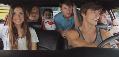 Revue de presse : The Inbetweeners (US)